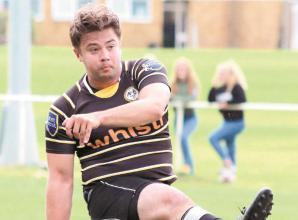 Marlow RFC remain in the hunt for a Southern Counties North play off spot after physical Bicester victory