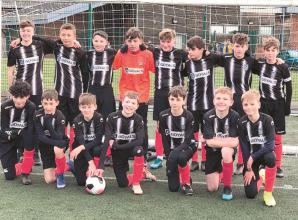 Hall of Fame: Maidenhead United Juniors Whites u13s go all the way to League Cup final
