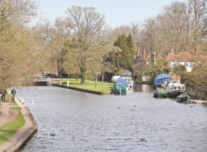 Hurley: One of the 'Best Places to Live in the South East'