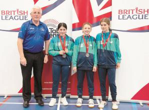 Cippenham Junior Girls settle for runners-up medal after draw against St Neots hands title to rivals