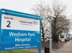Union raises safety gear fears for staff at Wexham Park Hospital