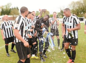 Maidenhead United flashback: Change is in the air as the Magpies give Drax the perfect send-off