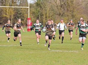 Marlow RFC chairman gives supporters update on plans to install new posts at Riverwoods
