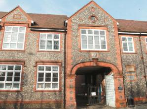Marlow school submits plans for new office and meeting rooms