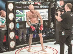 Brazier talks about coping with PTSD and says MMA 'saved his life' following army discharge