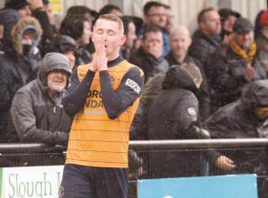 Slough Town would see hopes of promotion quashed by proposals put forward by National League