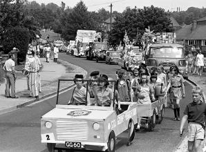 Remember When: Crowds turned out to summer fetes, fairs and carnival parades