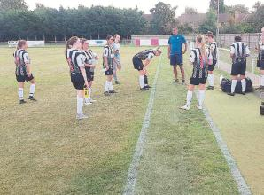 Barrett on target as Maidenhead United Women earn hard-fought draw in pre-season opener