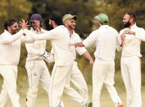 Dhillon praises maturity shown by Stoke Green's young side in three-wicket win over North Maidenhead