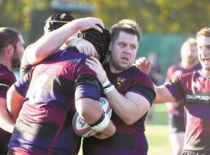 New director of rugby Parrott looking to maximise Maidenhead RFC's potential in the coming years