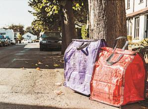 Wokingham Borough Council plan for new waterproof sacks to keep paper and card dry