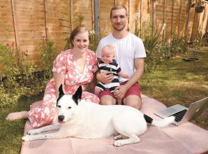 Burnham mum creates baby group to support parents in the community