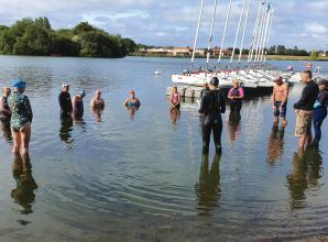 Holocaust survivor remembered at moving Bray Lake ceremony