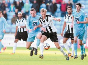 Barratt returns to Maidenhead United after injury-disrupted spell with Southend United