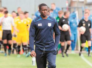 Blues have the belief to mount title challenge, says Marlow FC boss Bartley