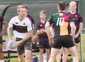 Parrott delighted to see a semblance of normality return to Braywick Park as Maidenhead RFC host touch competition