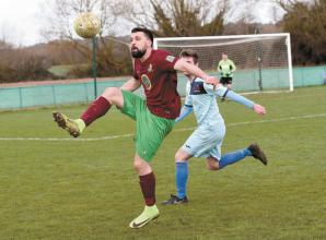 Sweetman hoping Holyport FC can earn promotion at the second time of asking