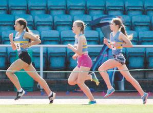 Personal bests for WSEH's athletes at home and abroad