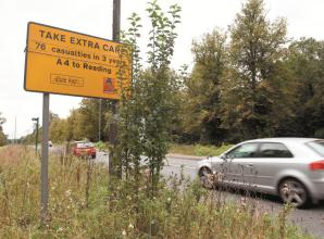 Report finds 52 per cent reduction in A4 road crashes