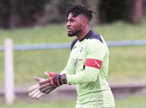 Goalkeeper Grant saves Marlow FC a spot in next round of FA Cup