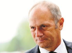 Sir Steve Redgrave voted Britain's greatest sportsman by Sports Journalists Association