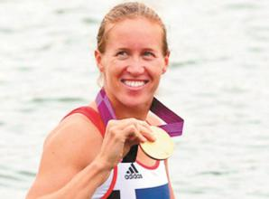 Glover aiming for Olympic selection after returning to training with Great Britain rowing team