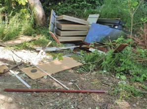 Fly tipper convicted after ignoring council fine for dumping waste in Wexham