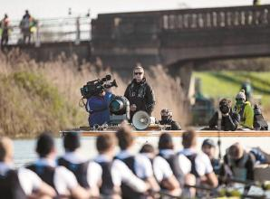 Winckless the first woman to umpire men's Oxford-Cambridge Boat Race