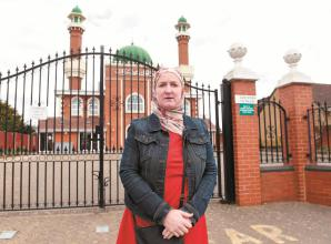 Worshipper speaks out over restricted access for women at Slough mosque