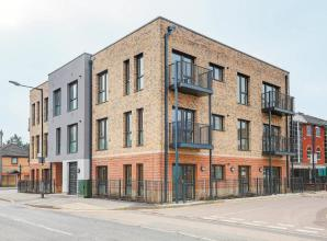 Slough town centre car park turned into new flats
