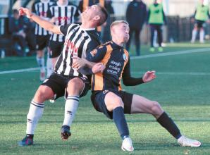 Players keen to put themselves on Slough Town's radar at trial