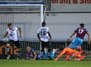 Calvin Brooks' early strike condemns Maidenhead United to defeat against Weymouth