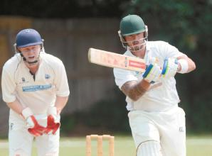 Louth's splendid century can't save Bucks CCC from friendly defeat