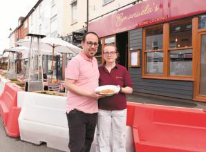 'Incredible atmosphere' thanks to Maidenhead restaurant's new seating