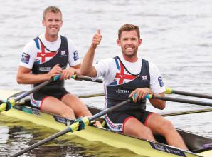 Glover and Beaumont make Great Britain team for World Rowing Cup