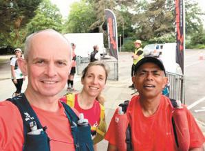 MAC members needed head for heights to take on hilly challenges