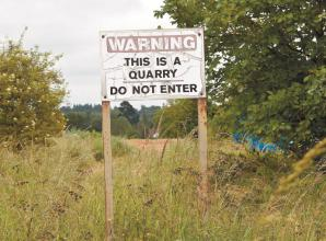 Support for Sheephouse quarry works that could boost biodiversity