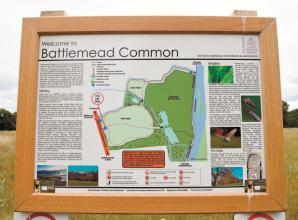 Petition launched against plans to open Battlemead path to public