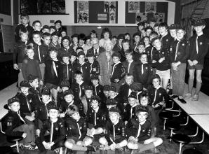 Remember When: Furze Platt scouts marked their 70th anniversary