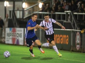 Josh Kelly lauds Magpies' fans for 'lifting' the side in Woking clash