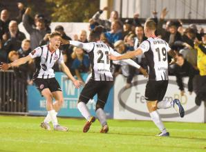 Hollywood ending for Maidenhead United as they beat Wrexham at York Road